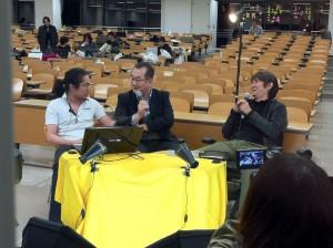 水口さんと遠藤さんの対談